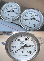 Термометр Pakkens d-100mm , 500°