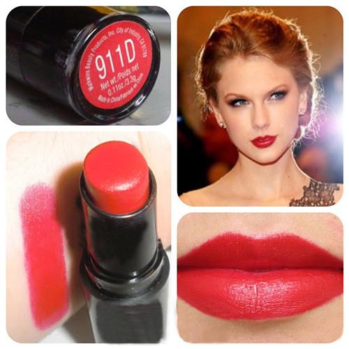 Матовая помада Wet n wild Megalast lip color цвет  Stoplight Red