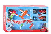 Детский набор транспорта 979-1 PLANES+Тачки