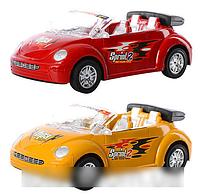Детская машинка 999-5 Кабриолет, инерционная