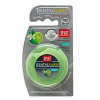SPLAT Professional DentalFloss «С экстрактом бергамота и лайма» Зубная нить 30 м