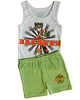 Комплект нижнего белья для мальчика «Бакуган», рост 92 см