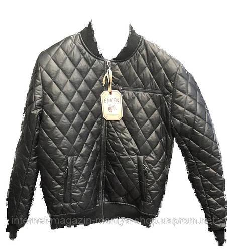 Куртка мужская  батал рефленка