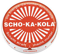Scho-Ka-Kola шоколад черный горький 100г