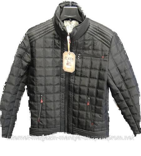 Куртка мужская квадрат