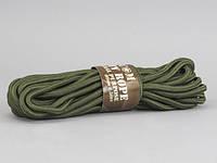 Mil-Com веревка 9мм/15м олива