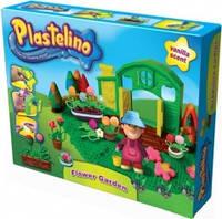 "Plastelino Набор для лепки ""Волшебный сад"""