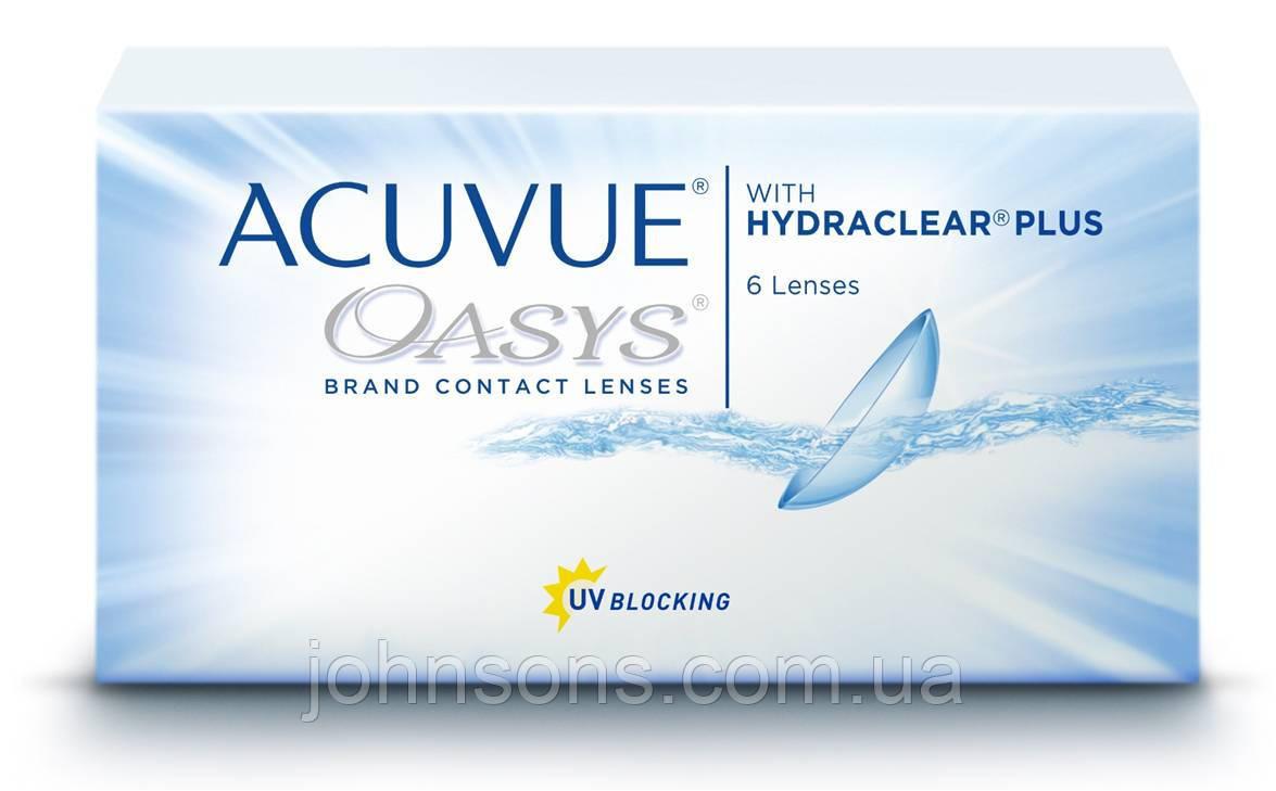 Контактные линзы acuvue купить в спб