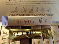 Шпанская Мушка GOLD FLY сильнейший женский возбудитель При покупке 3 шт - 1 шт в Подарок!