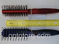 Расческа для волос SALON PROFESSIONAL двухсторонняя