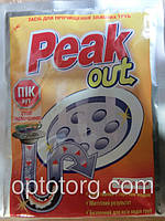 Средство для прочистки труб Peak out 60 гр