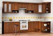 Кухня угловая МДФ, эконом стандарт-5