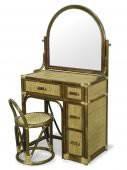 Туалетный столик (Calamus Rotan) - Туалетный столик (1007)