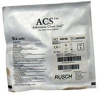 Окклюзионная повязка Ашермана ACS Asherman Chest Seal (просроченная)