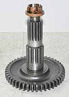 Вал вторичный КПП трактора МТЗ-82