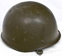 French Airborne Steelhelmet