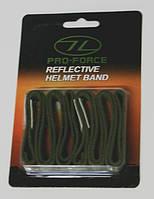 Highlander Reflective Helmet Bands Olive