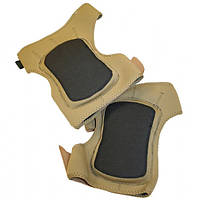 Highlander Neoprene Knee Pads Tan