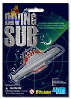 Развивающие игрушки для детей подводная субмарина