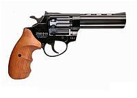 """Револьвер под патрон Флобера PROFI 4,5"""" (рукоять бук)"""