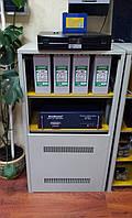 Шкаф для аккумуляторов Cabinet for 40хST-1240 (40 акб 12В 40Ач)