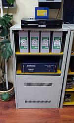 Шафа для акумуляторів Cabinet for 40хST-1240 (40 акб 12В 40Ач)