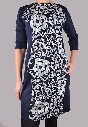 Женское платье со вставкой Вензеля спереди (WZ15) | 3 шт., фото 2