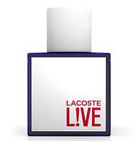Мужская парфюмированная вода Lacoste Live Pour Homme (Лакост Лайв Пур Хом)