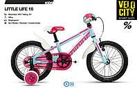 """Haibike Little Life 16"""" 2016 велосипед для девочки, фото 1"""