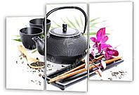 Модульная картина 268 Чай