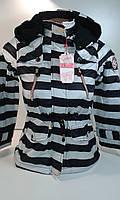 Куртка для девочки, размеры 134, GRACE, арт. G 60228
