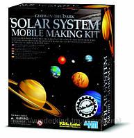 Мобиль солнечной системы ( светится в темноте)