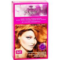 Крем-краска для волос Kallos Glow Long Lasting (843) 40мл