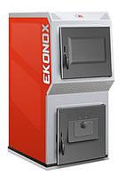 Твердотопливный котел Kolton EKONOX 25 (27кВт) с автоматикой управления