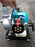 Мотопомпа Sadko GWP-34 (8 м.куб/час, для чистой воды), фото 2