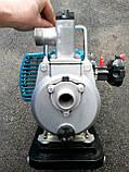 Мотопомпа Sadko GWP-34 (8 м.куб/час, для чистой воды), фото 3