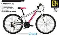"""Haibike Little Life 4.10"""" 24 2016 подростковый велосипед, фото 1"""