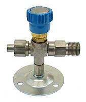 Клапан запорный К-1101-16 (ВКм)