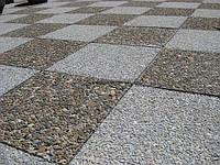 Тротуарная плитка 75х75 ФЕМ