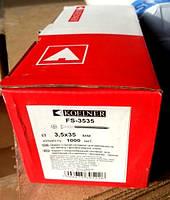 Саморез для гипсокартона шуруп по металлу 3,5х35 мм. Koelner (Кельнер) Польша в упаковке 1000 штук