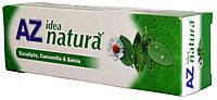 Зубная паста AZ idea Natura Eucalipto, Camomilla, Salvia 75мл.