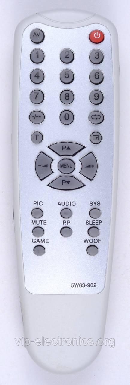 Пульт Grol/Akai/Hyundai 5W63-902 (CE)