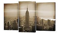 Модульная картина 191 большой город