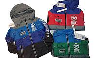Куртка для мальчиков, размеры 98-128, GRACE, арт. G 60204