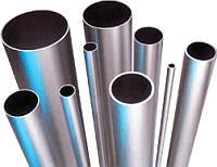 Труба нержавеющая 40х1,5 мм (зеркало) AISI 201