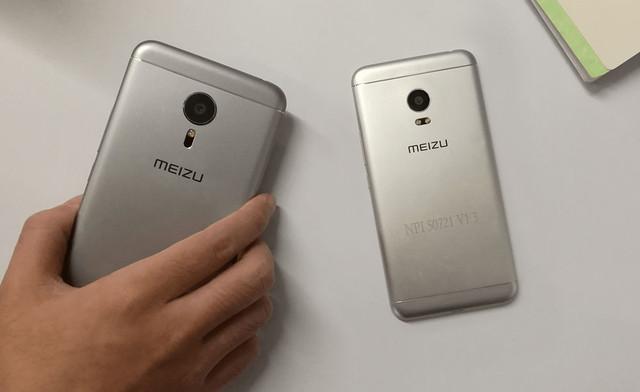 Утечка фото 4,7-дюймового Meizu Pro 5 Mini