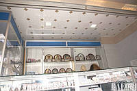 Потолки в магазин, фото 1
