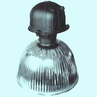 Светильник промышленный РСП-400Вт. AL.  IP-65