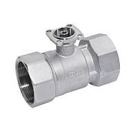 2-х ходовой регулирующий шаровый клапан R2025-10-B2 DN25