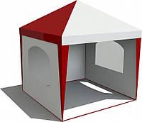 Палатка ПВХ 2.5x2.5 м стены